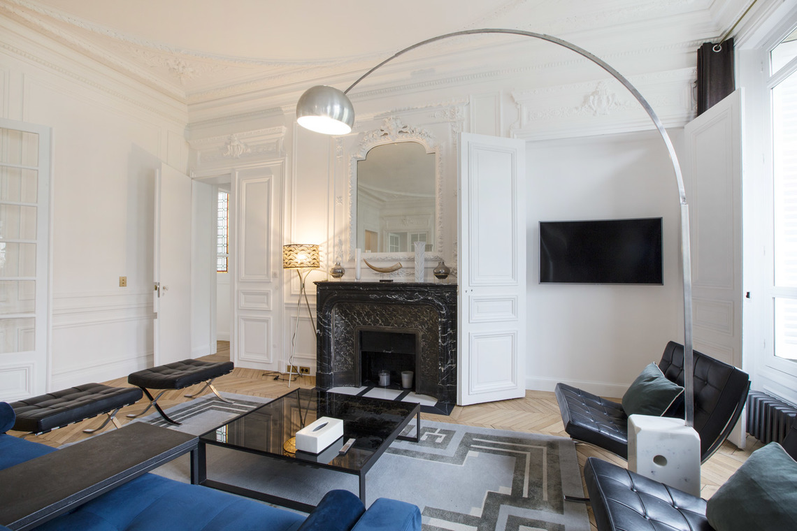 Apartment Paris Boulevard Malesherbes 2