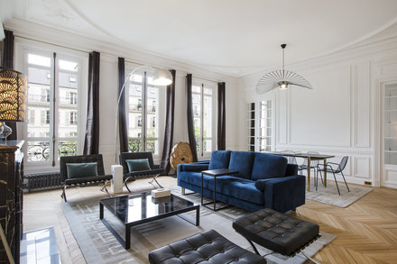 Apartment Paris boulevard Malesherbes