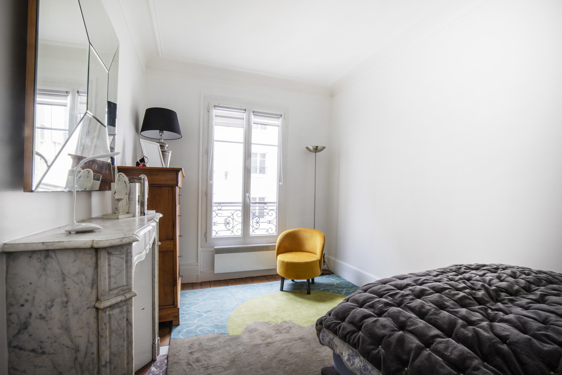Apartment Paris Boulevard Pereire  9