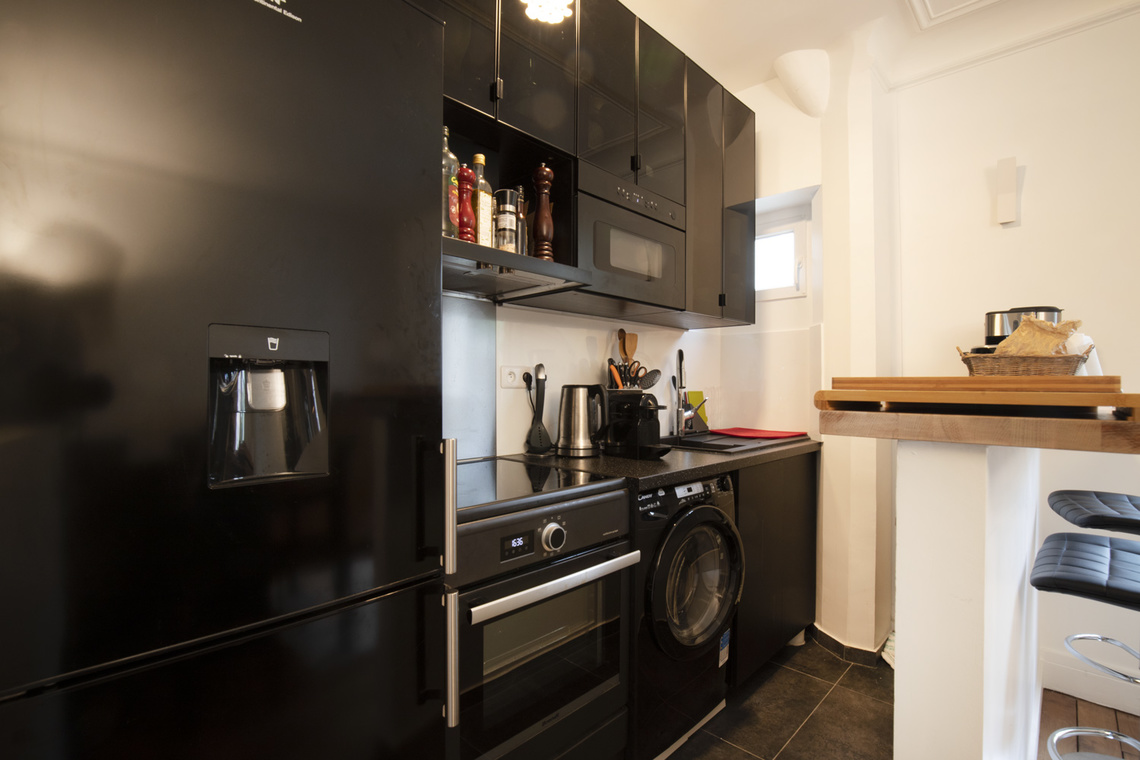 Apartment Paris Boulevard Pereire  8