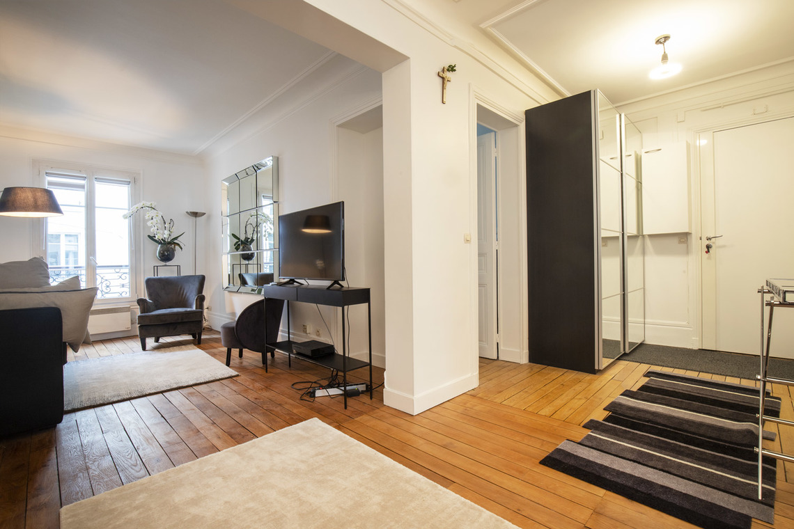Apartment Paris Boulevard Pereire  3