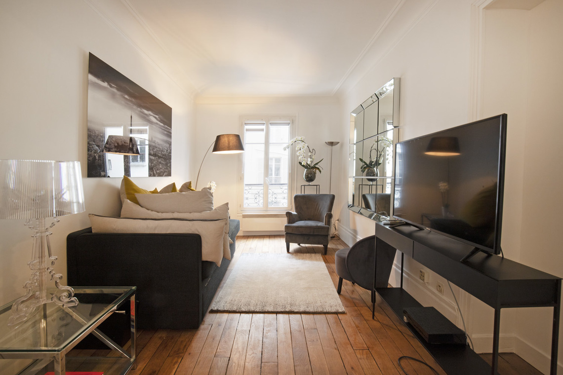 Paris Boulevard Pereire  Apartment for rent