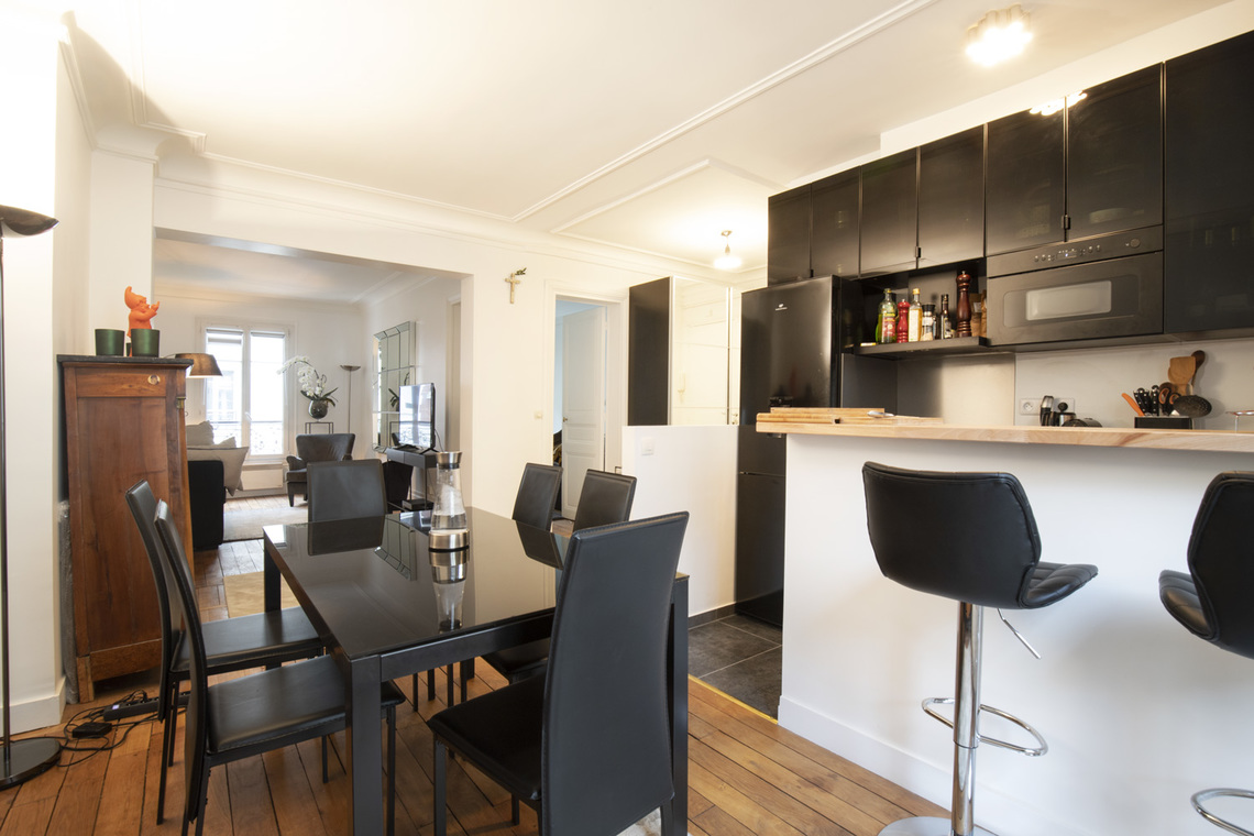 Apartment Paris Boulevard Pereire  7