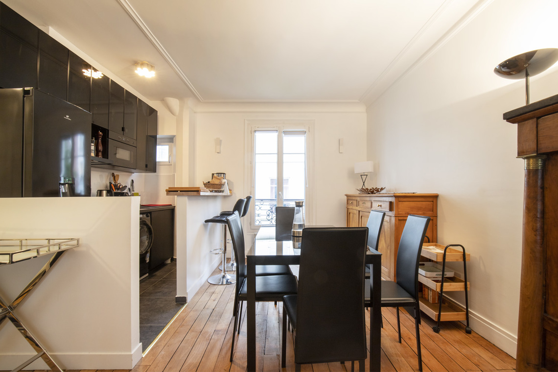 Apartment Paris Boulevard Pereire  5