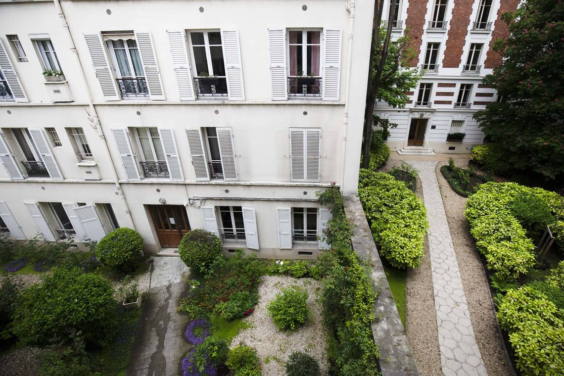 Apartment Paris Boulevard Pereire  13