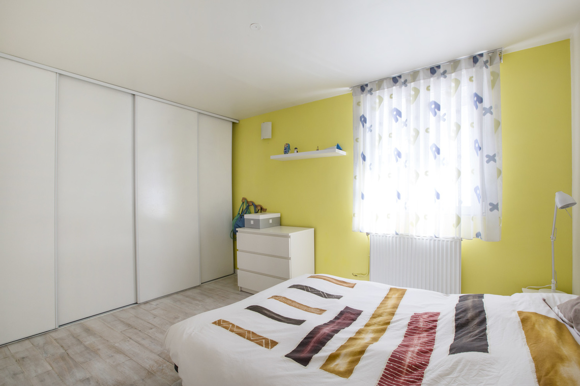 Apartment Paris Boulevard Saint Denis 15