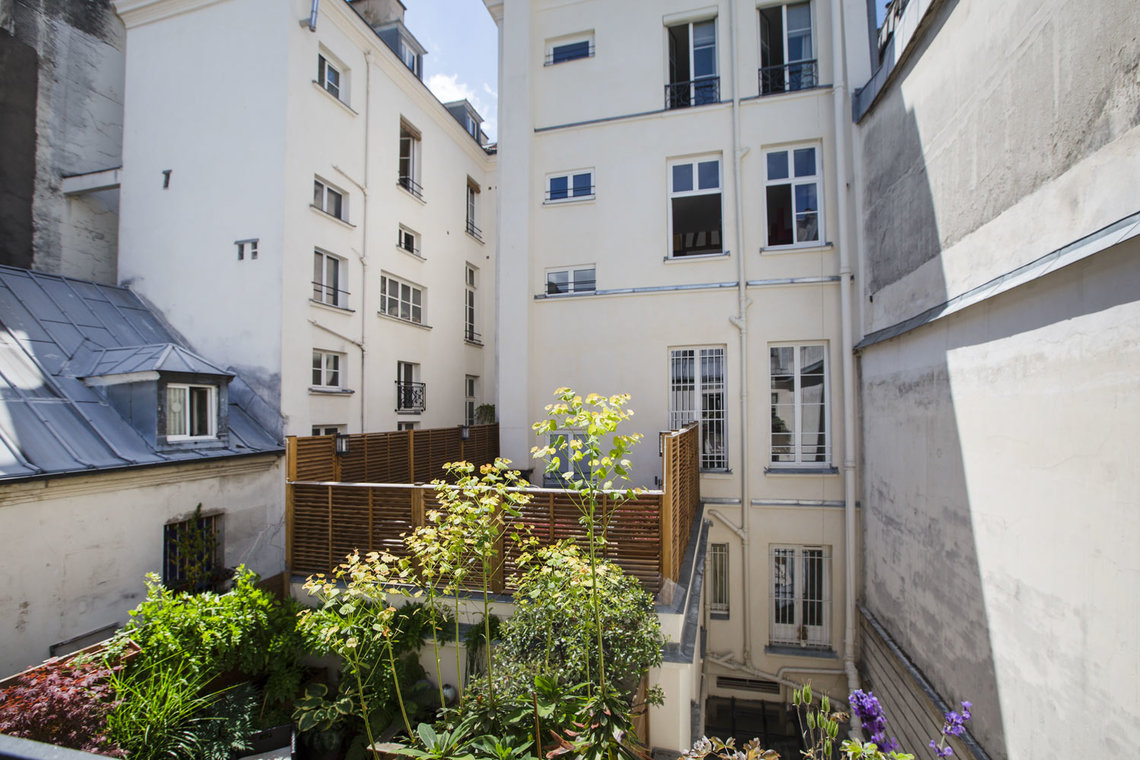 Apartment Paris Boulevard Saint Denis 21