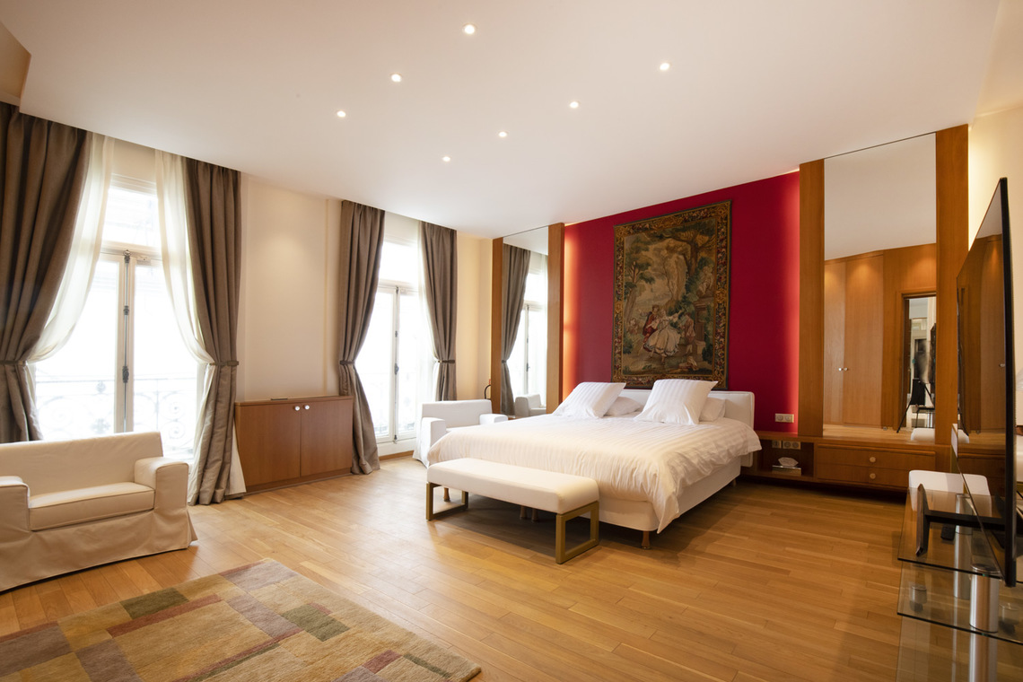 Apartment Paris Boulevard Malesherbes 9