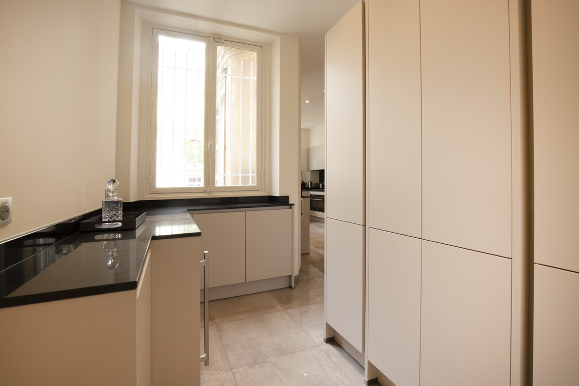 Apartment Paris Boulevard Malesherbes 7