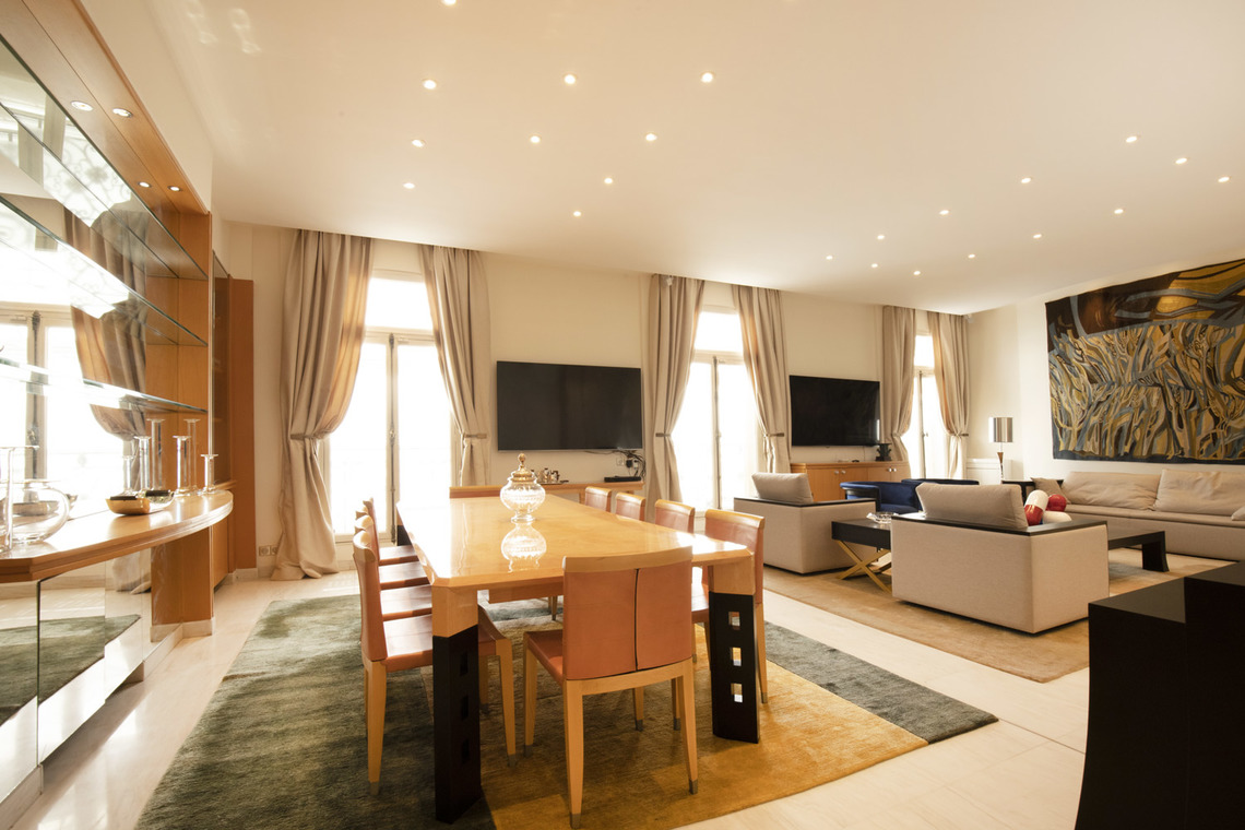 Apartment Paris Boulevard Malesherbes 4