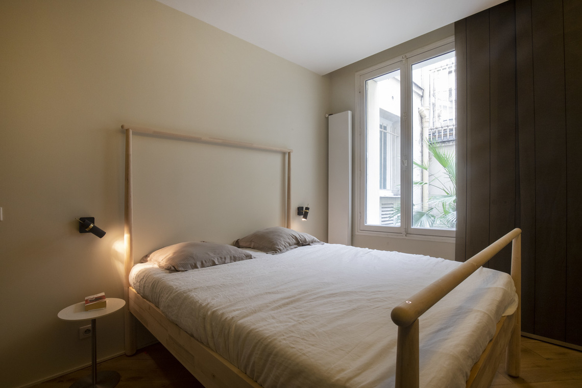 Apartment Paris Rue de la Tour 7