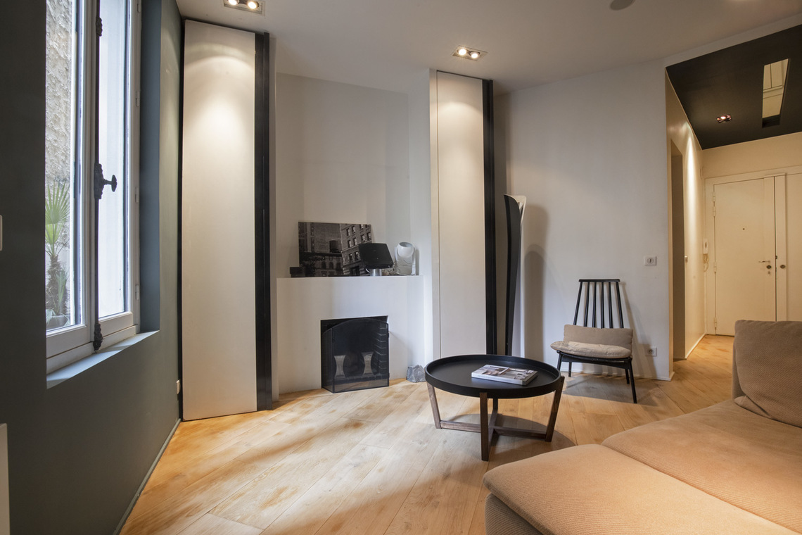 Apartment Paris Rue de la Tour 2