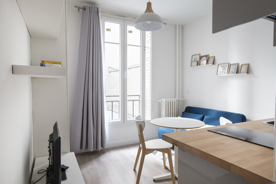Paris Rue des Solitaires Apartment for rent