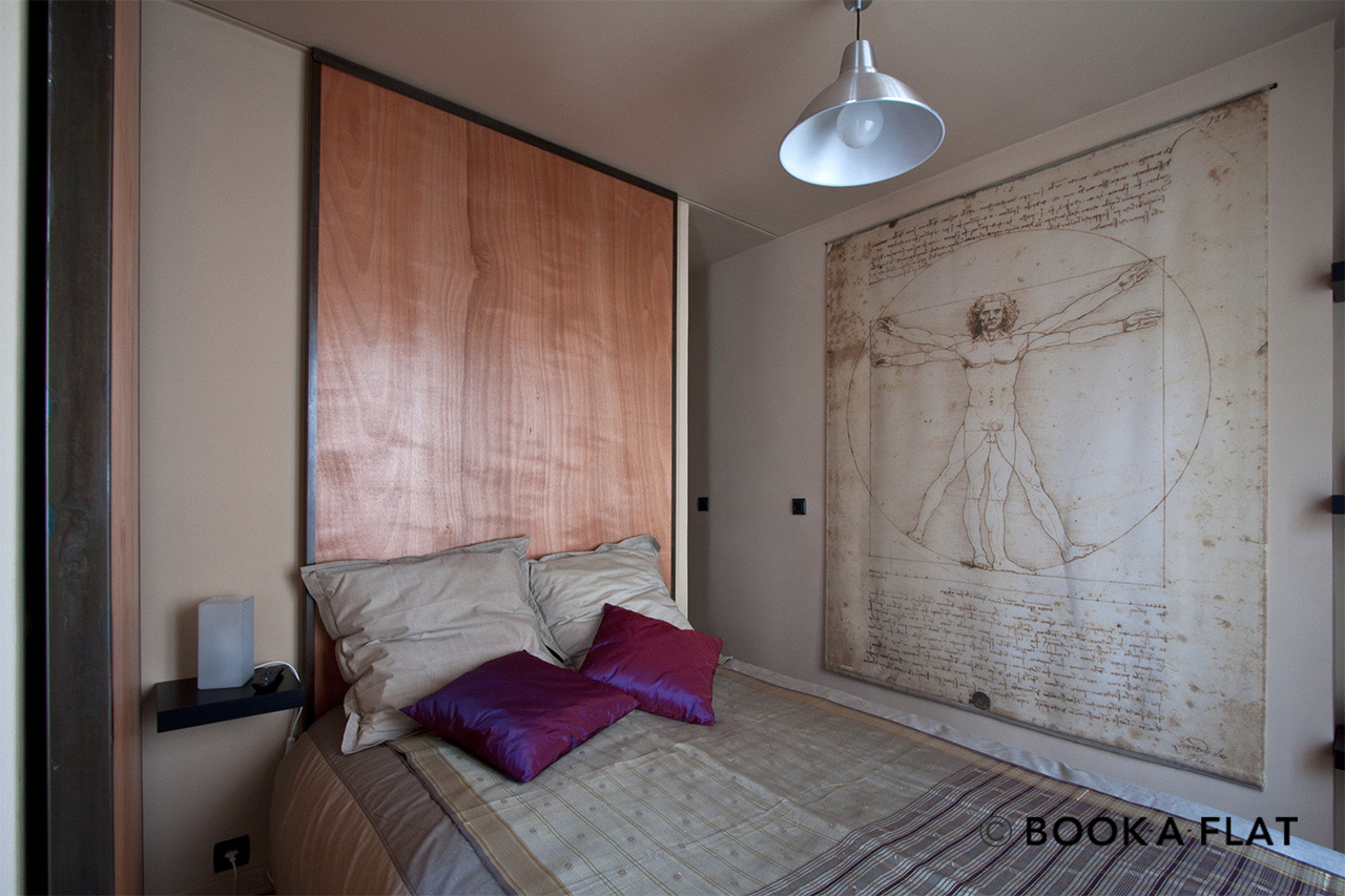 Apartment Paris Rue de Nice 8