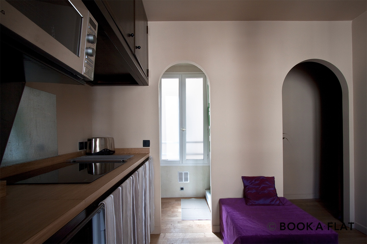 Apartment Paris Rue de Nice 3