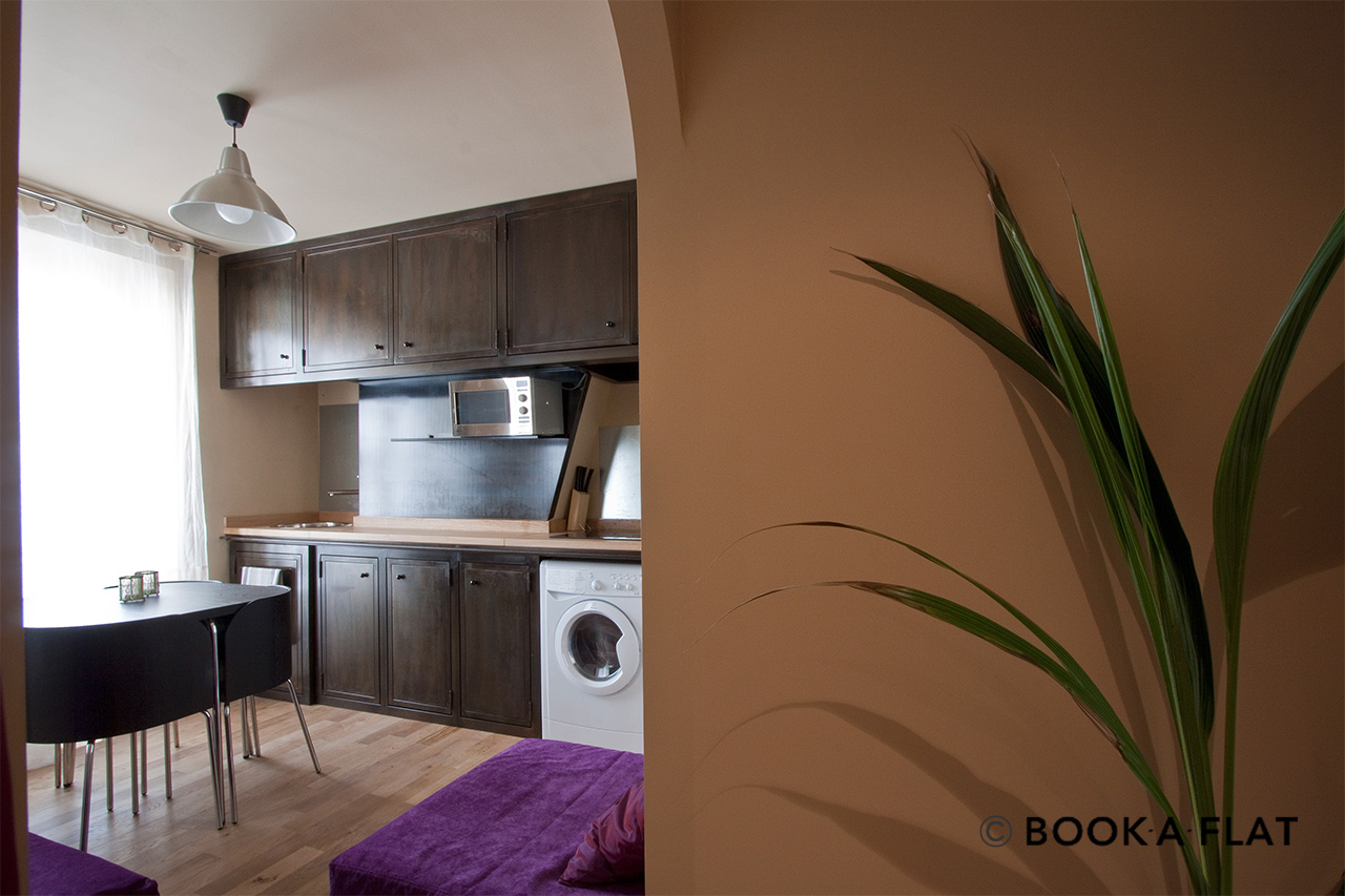 Apartment Paris Rue de Nice 4