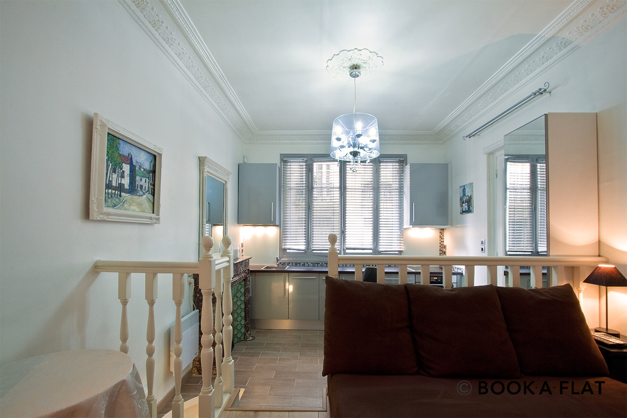 Furnished apartment for rent Neuilly-sur-Seine Villa Blaise Pascal