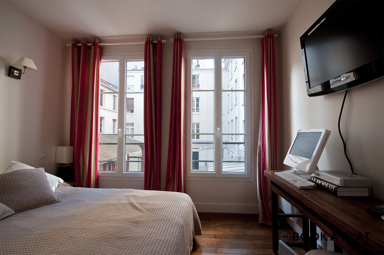 Apartment Paris Rue Letellier 8