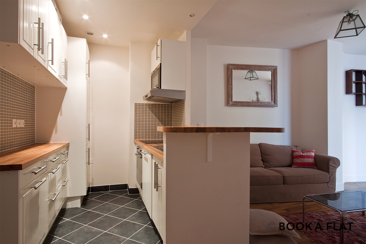 Apartment Paris Rue Letellier 6