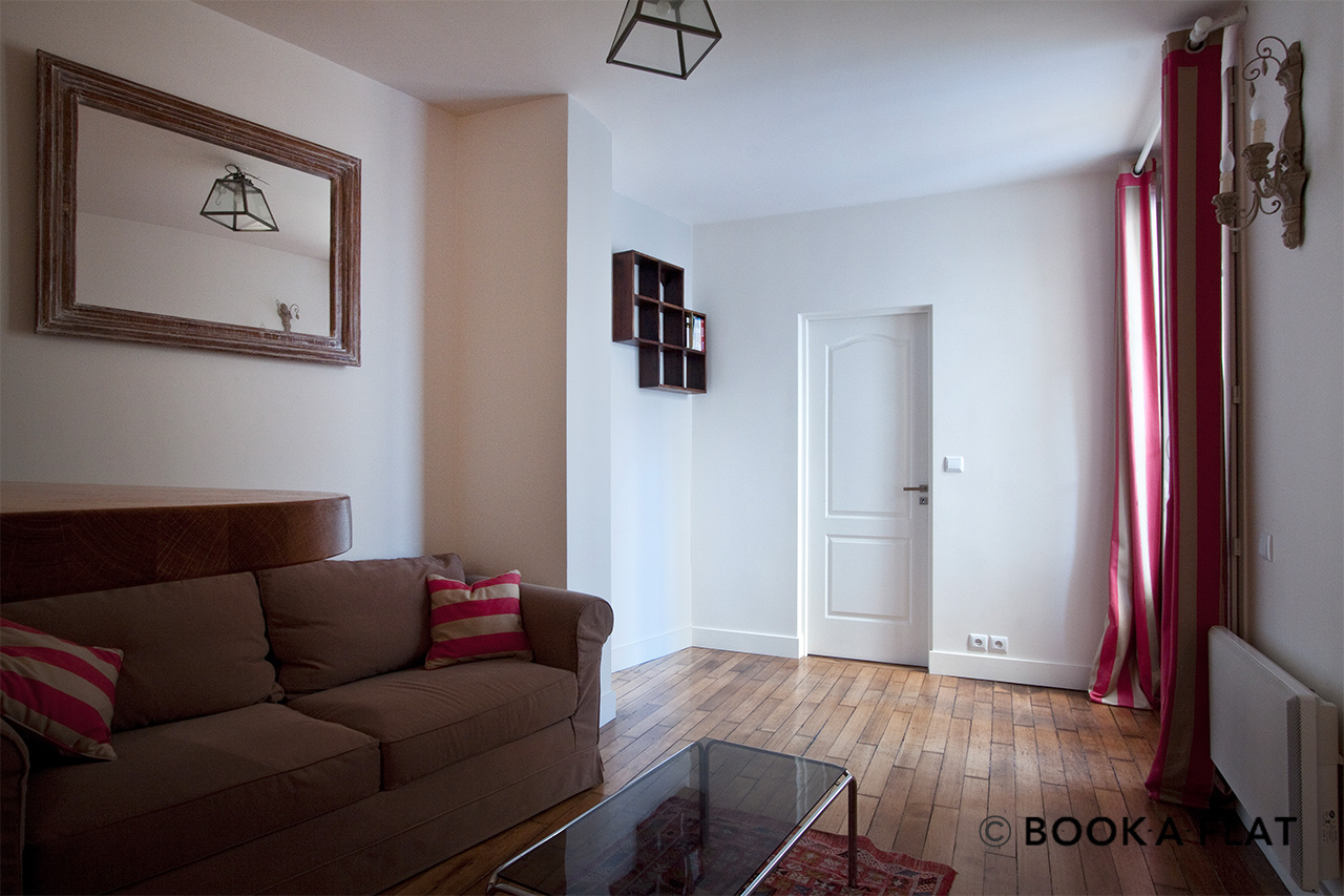 Paris Rue Letellier Apartment for rent