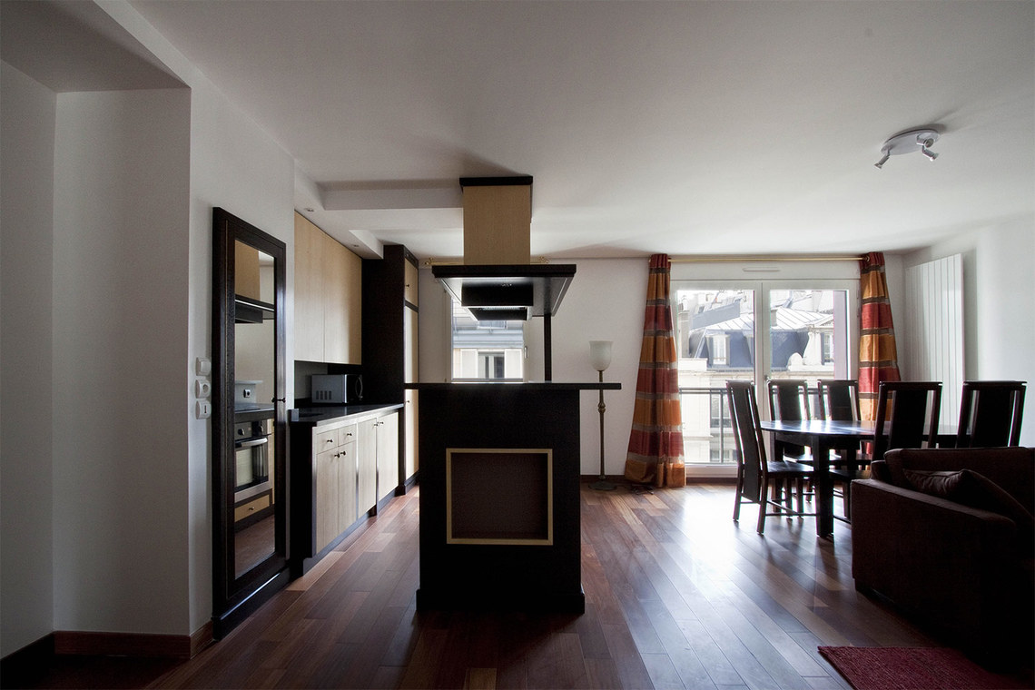 Apartment Paris Rue Pierre Demours 7
