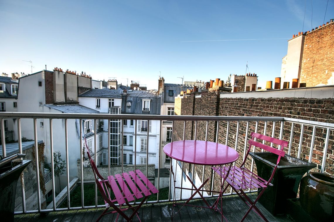 Apartment Paris Rue Lauriston 11