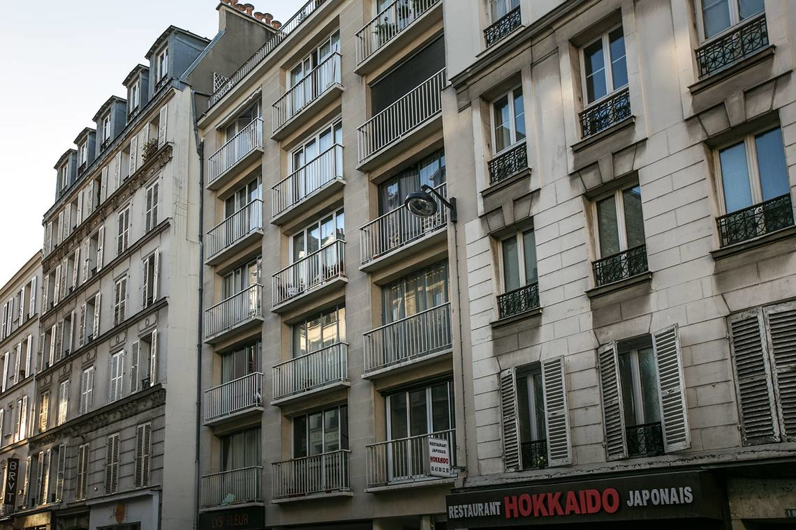 Apartment Paris Rue Lauriston 14