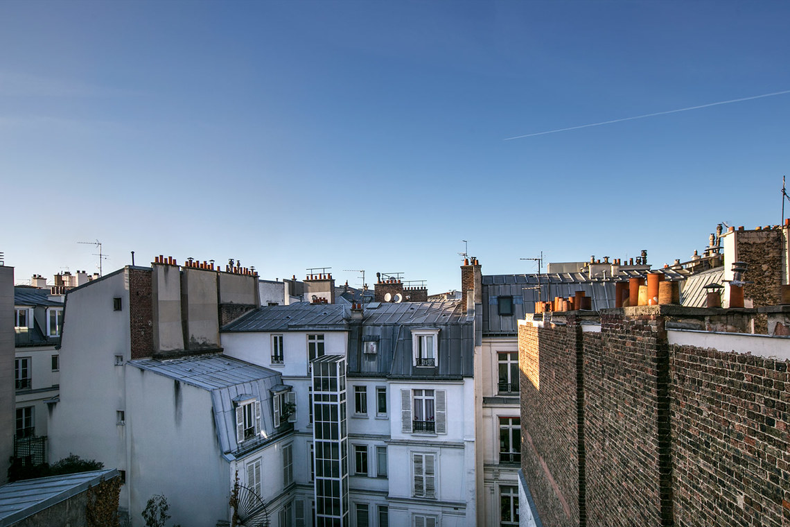 Apartment Paris Rue Lauriston 13
