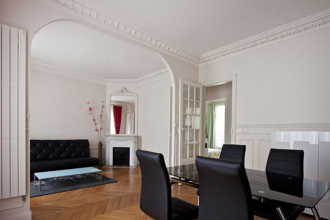 Furnished apartment for rent Paris Rue de Vouillé