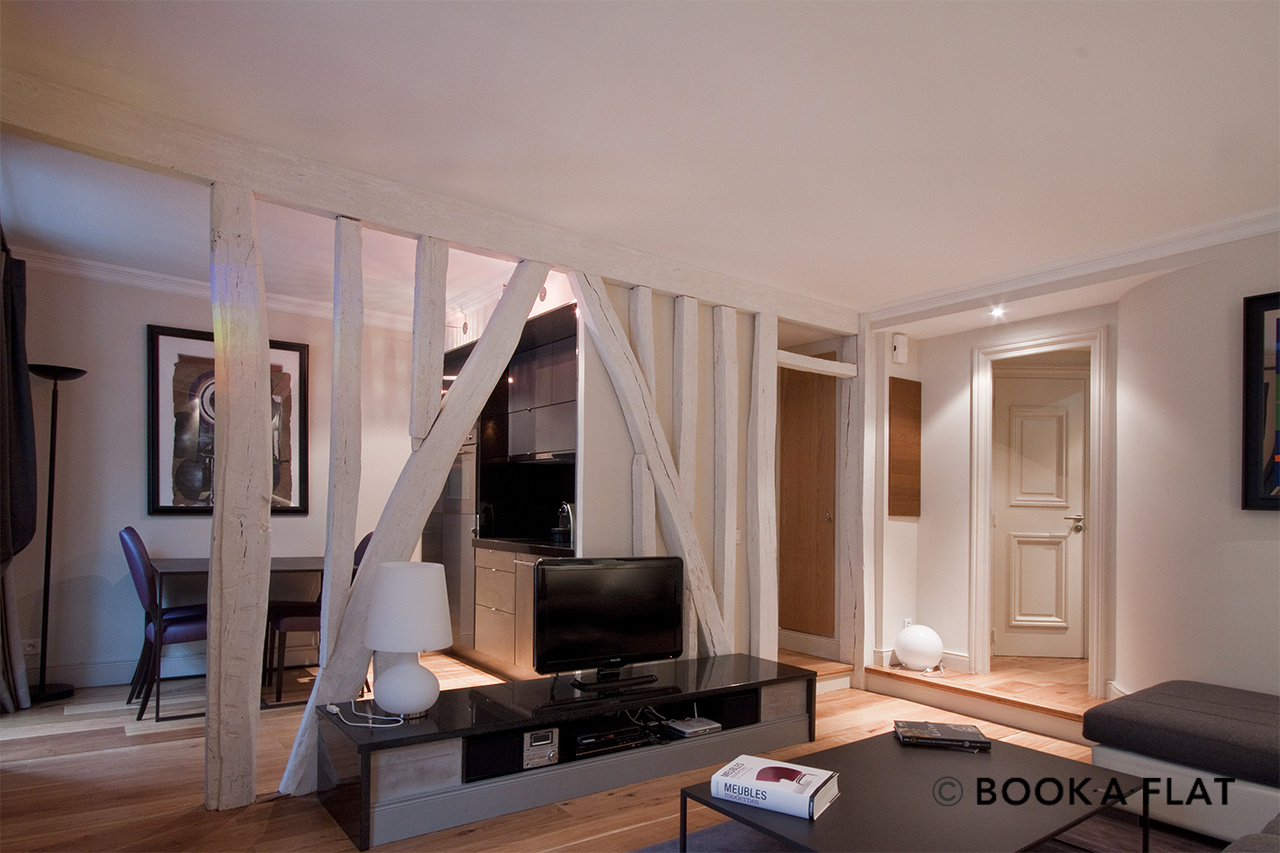Apartment Paris Rue Jean Mermoz 4