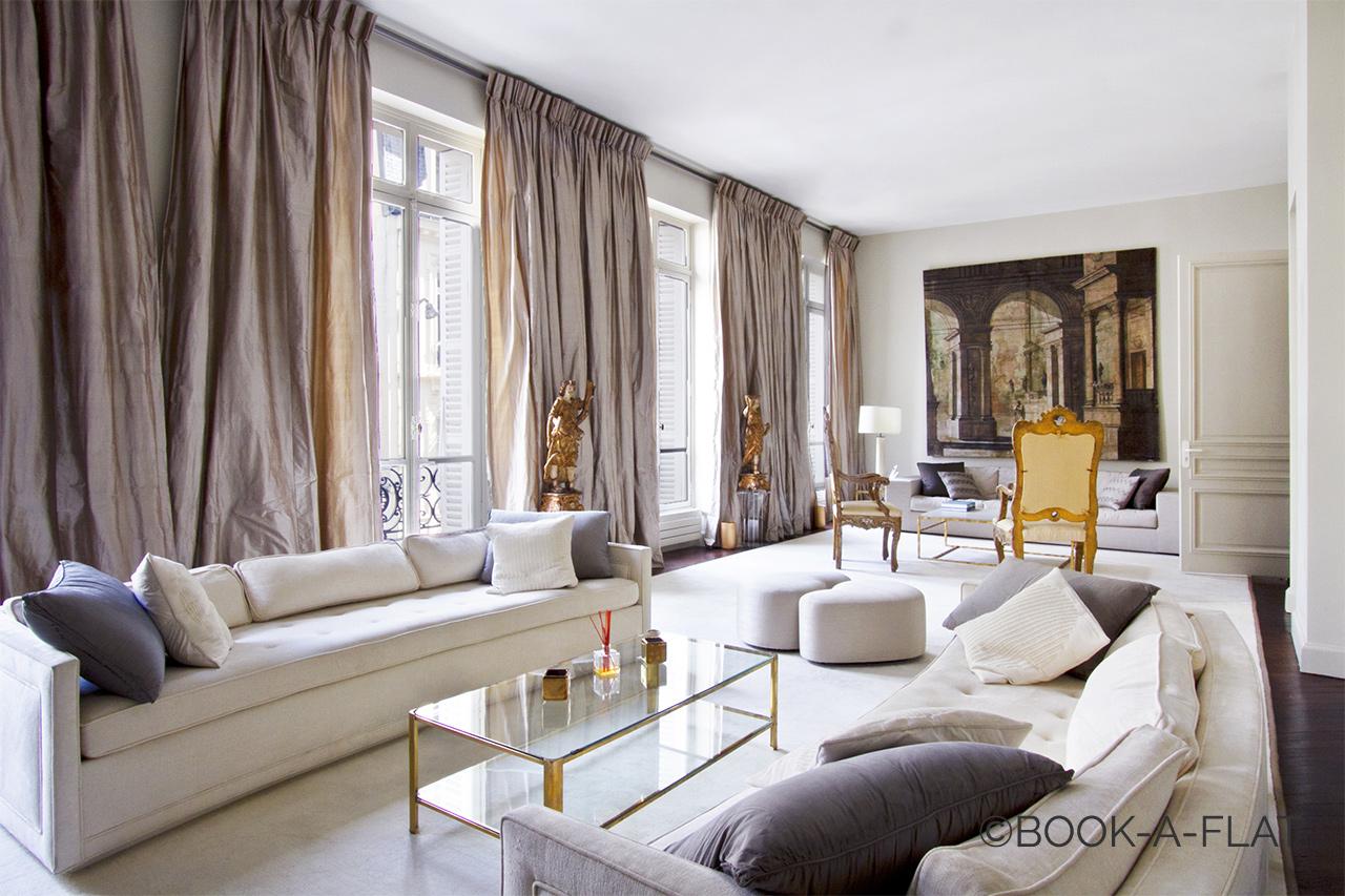 Location appartement meubl rue newton paris ref 5166 - Appartement meuble paris 16 ...