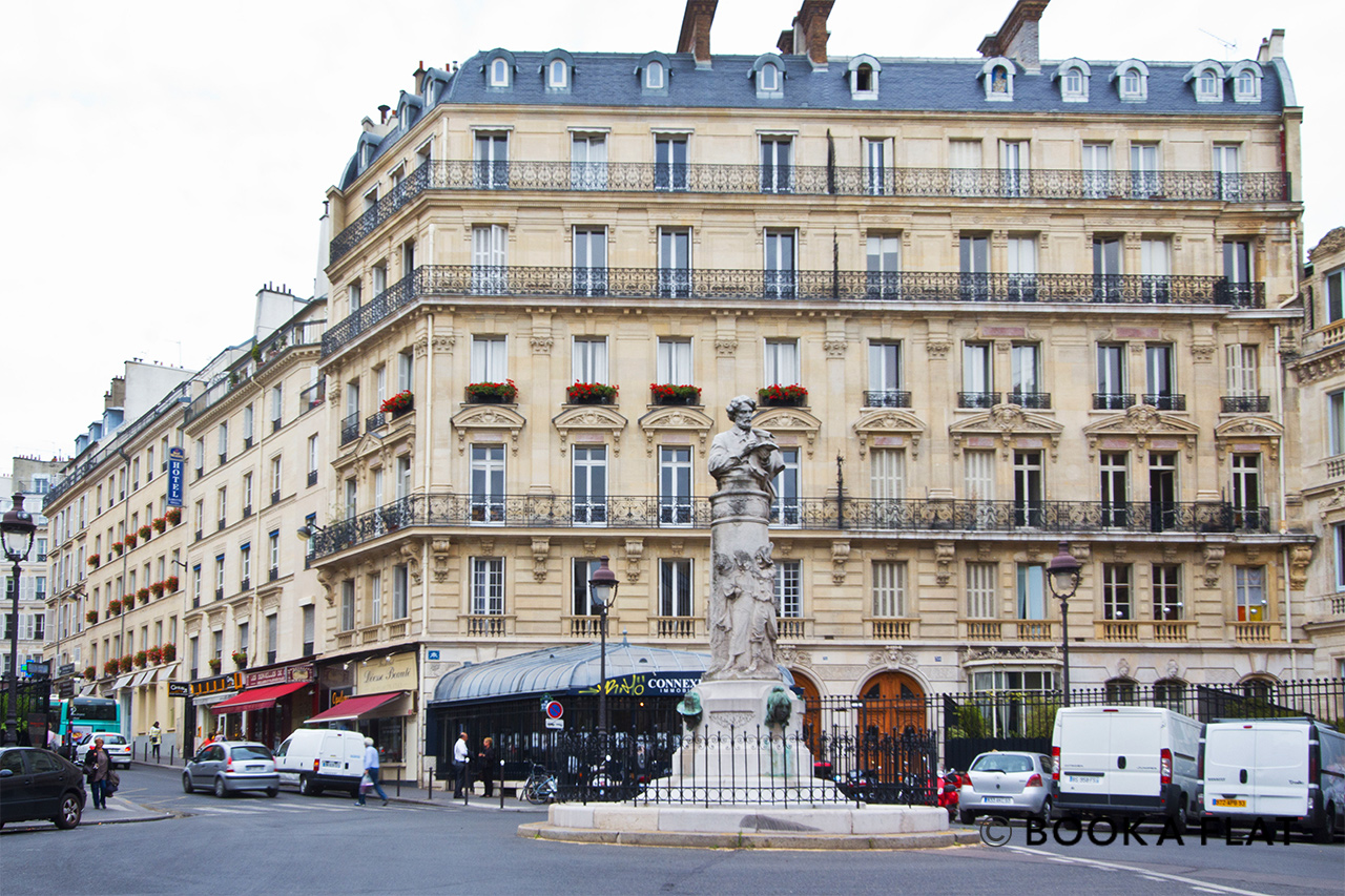 Apartment Paris Rue Saint Georges 13