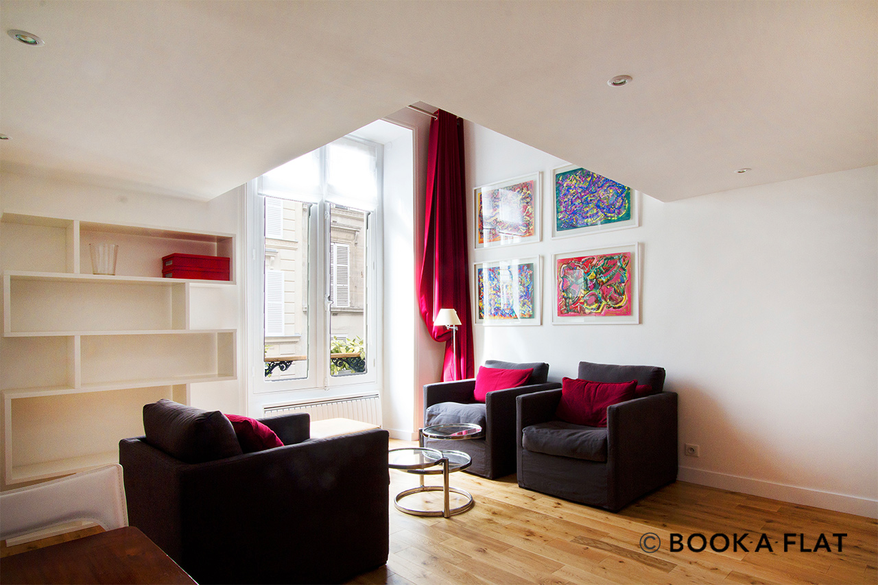 Paris Rue Saint Georges Apartment for rent