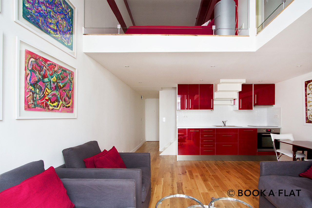 Apartment Paris Rue Saint Georges 2