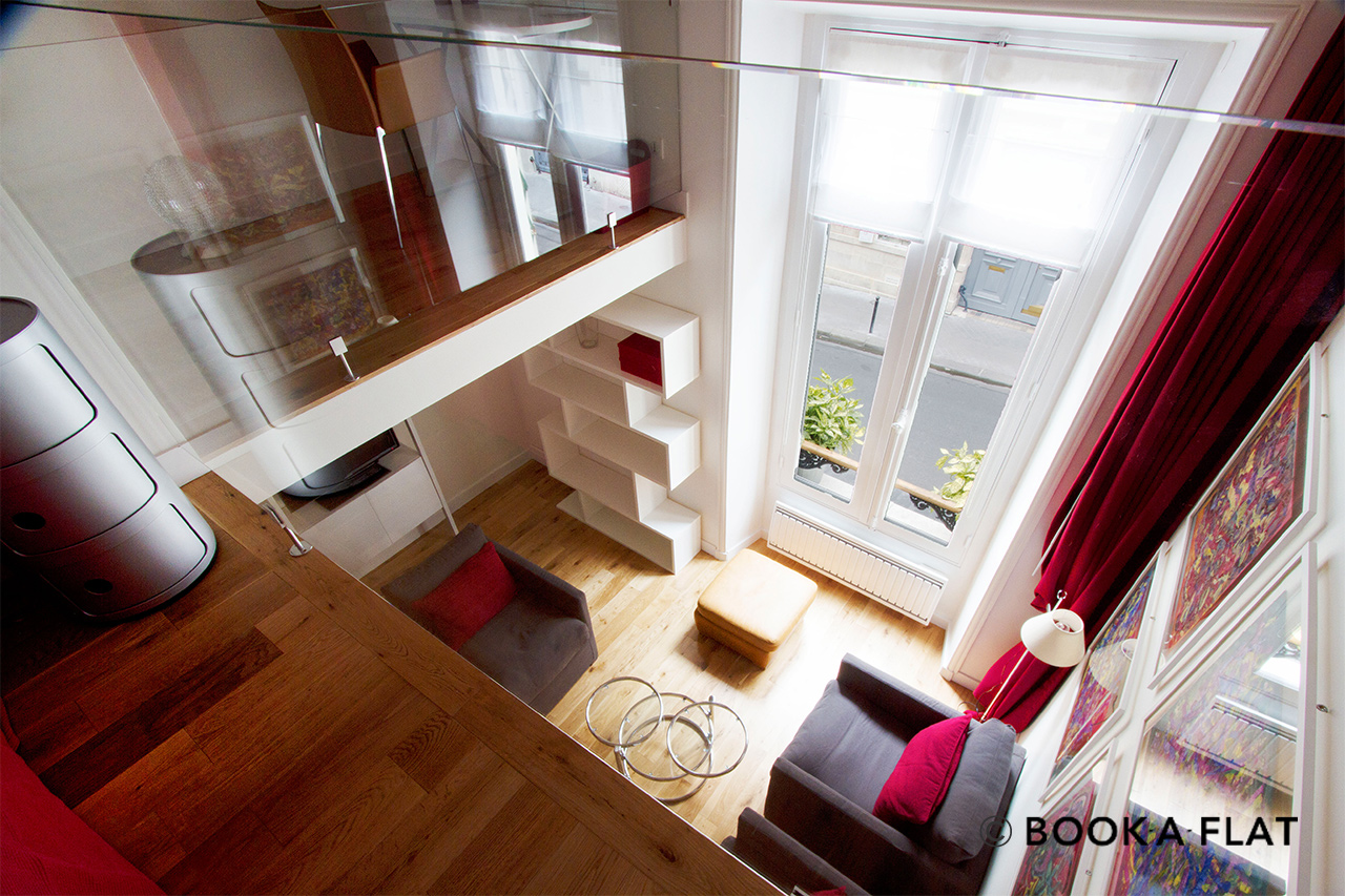 Apartment Paris Rue Saint Georges 3