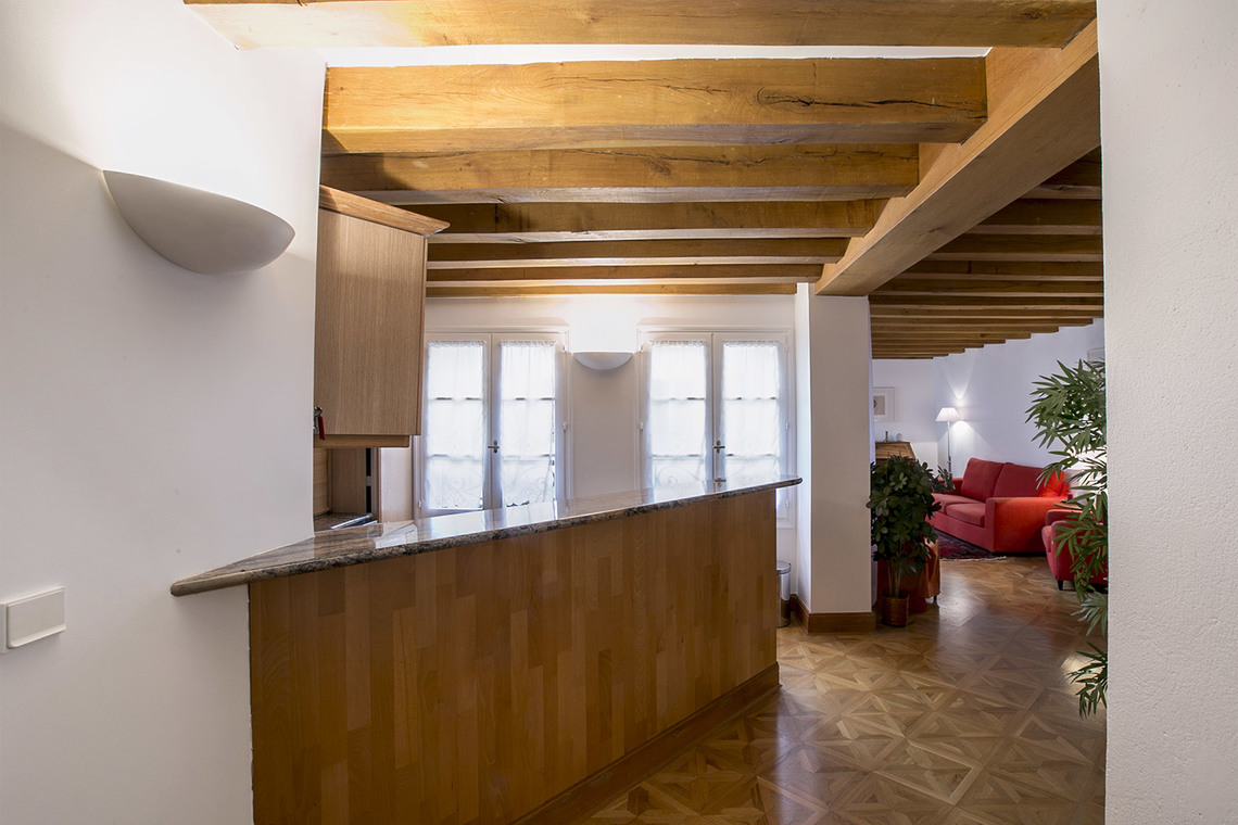 Apartment Paris Rue Saint Louis en L'Ile 7