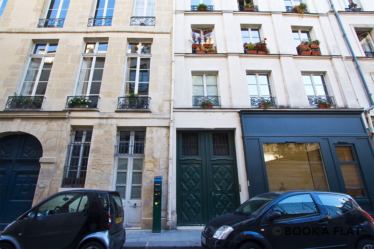 Apartment Paris Rue Saint Louis en L'Ile 11
