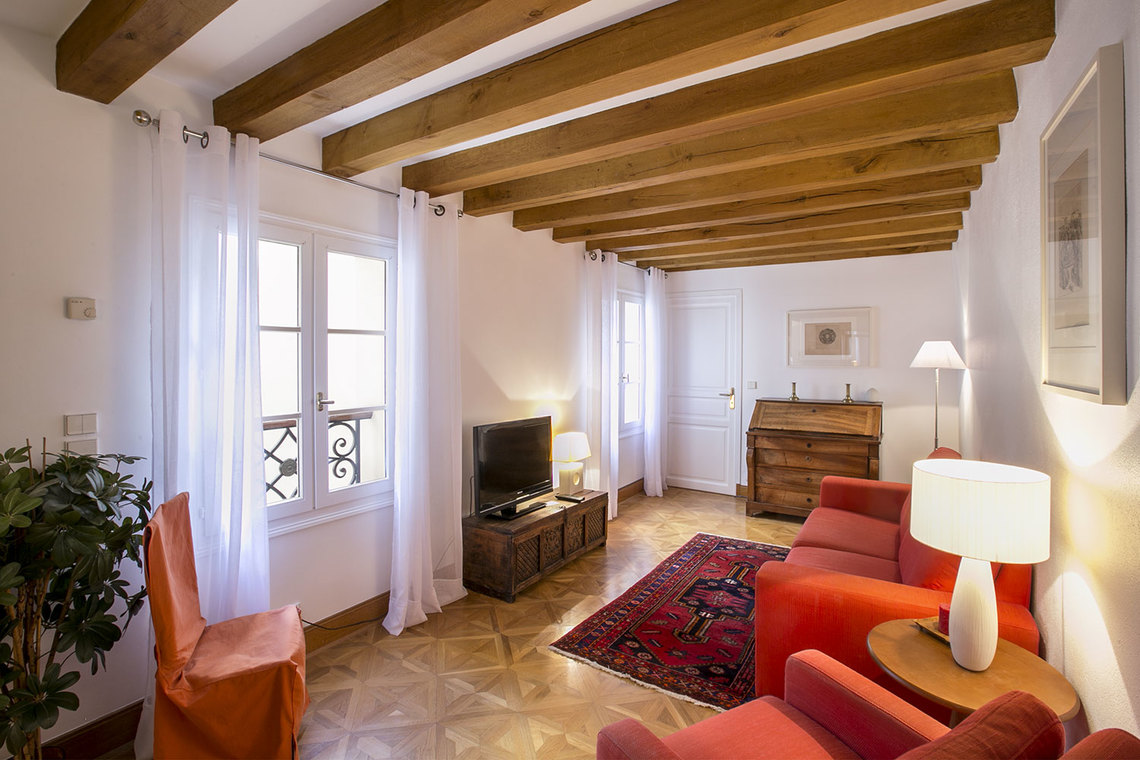 Paris Rue Saint Louis en L'Ile Apartment for rent