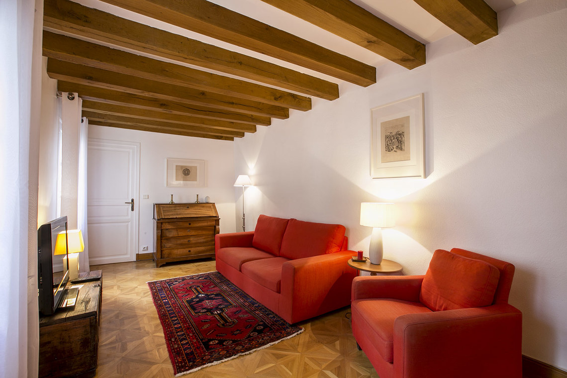 Apartment Paris Rue Saint Louis en L'Ile 2