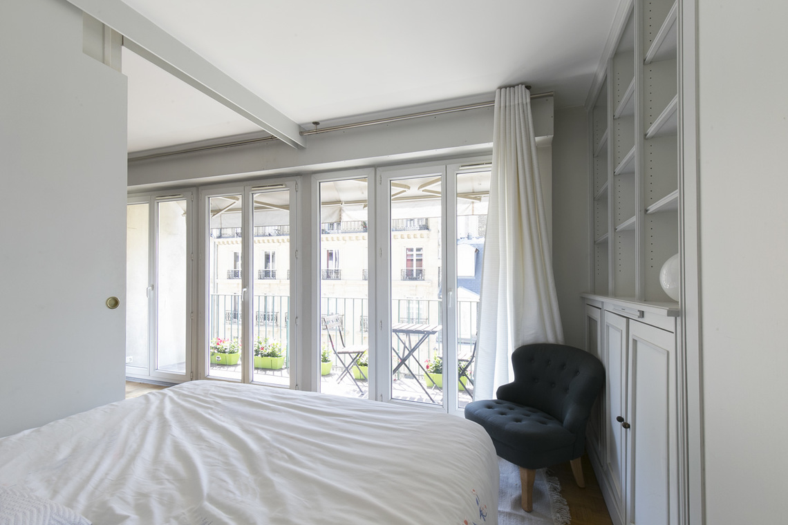 Apartment Paris Rue Weber 7