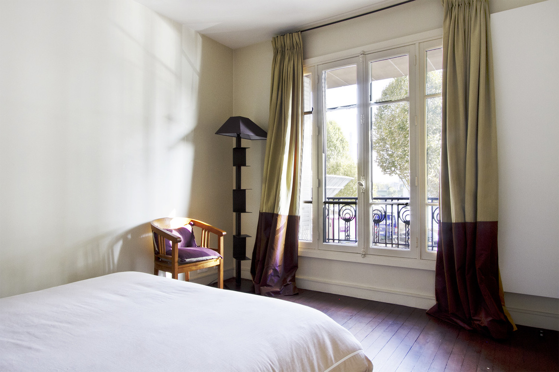 Apartment Paris Quai Louis Blériot 5
