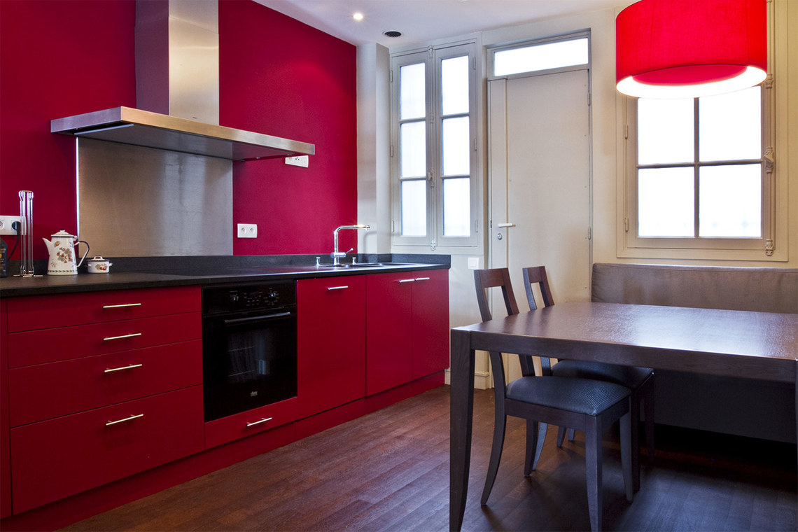 Apartment Paris Quai Louis Blériot 3
