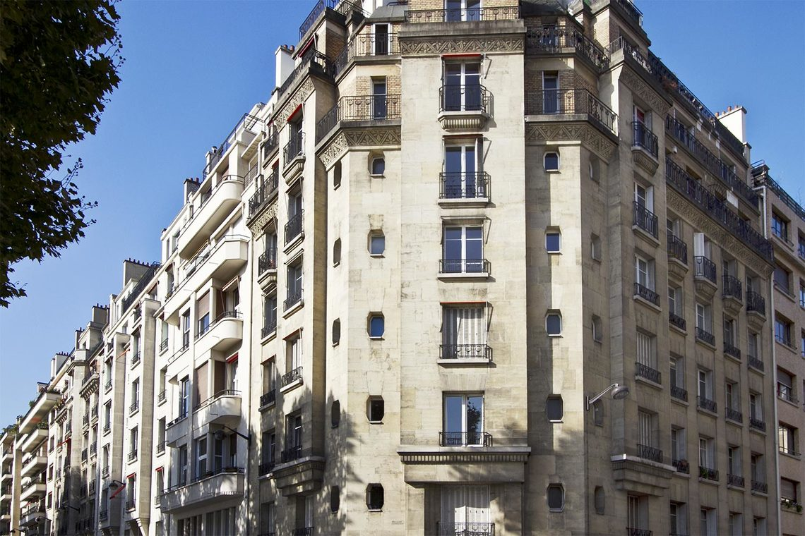 Apartment Paris Quai Louis Blériot 12