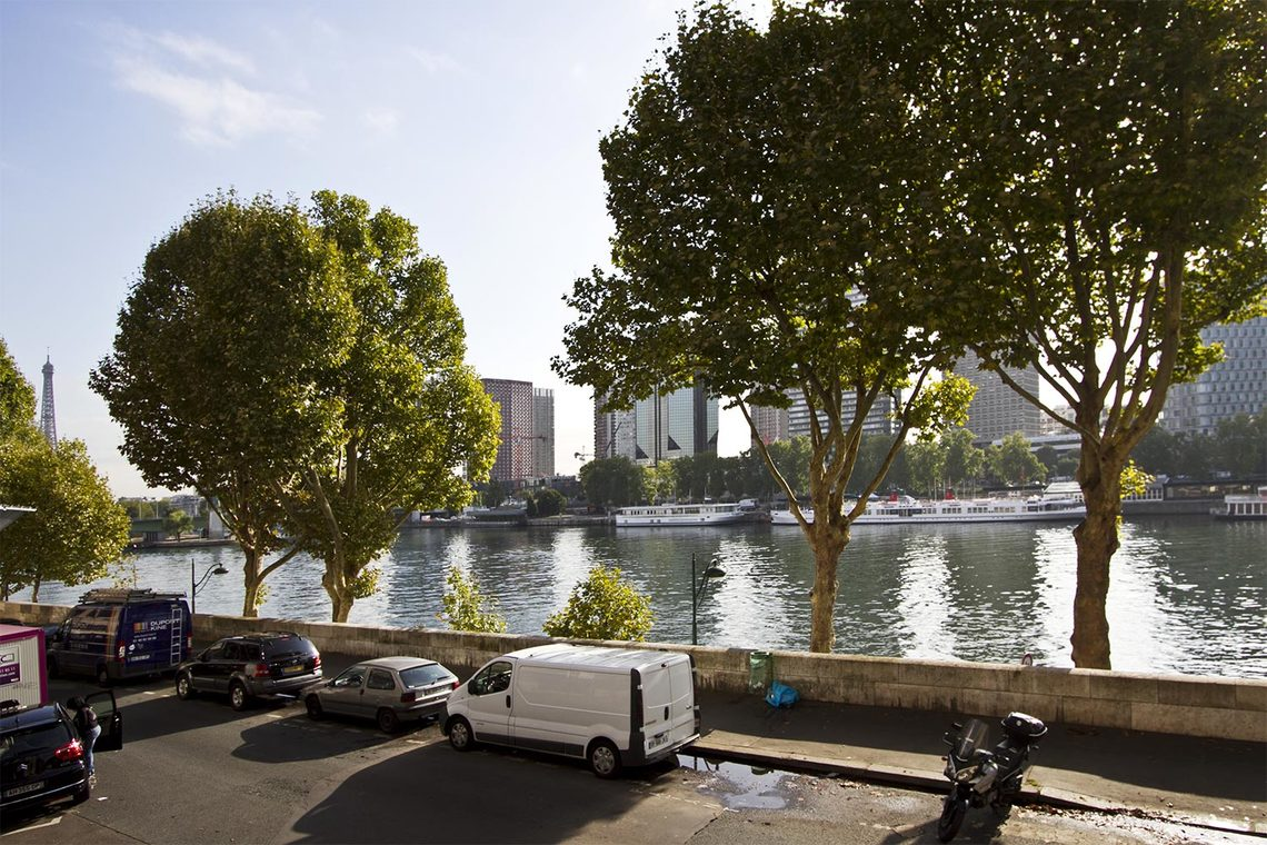 Apartment Paris Quai Louis Blériot 11
