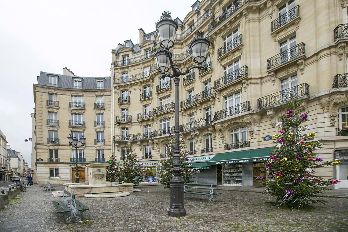 Apartment Paris Place Alphonse Laveran 15