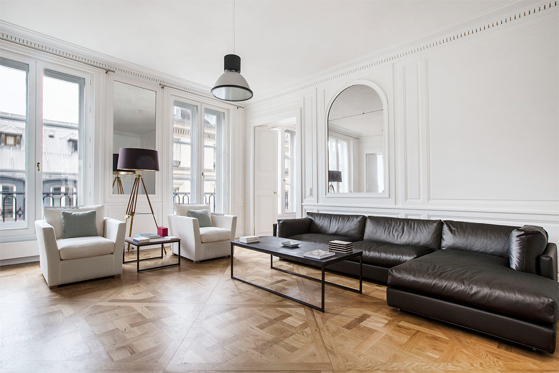 Paris Rue de Tournon Apartment for rent