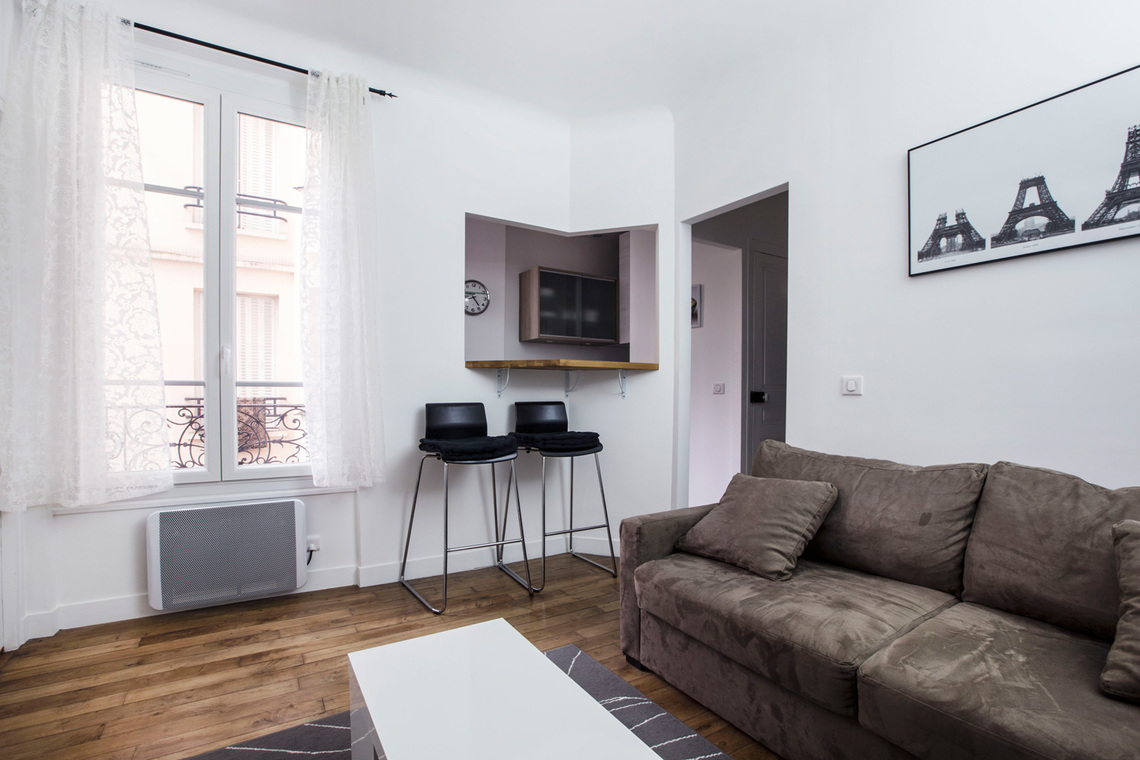 Apartment Paris Rue Saint Charles  2