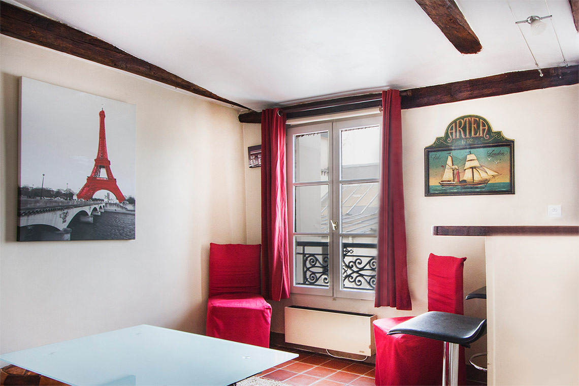 Paris Rue Boissy d'Anglas Apartment for rent